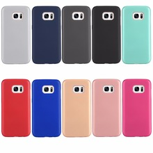 Newest arrival TPU PC phone case for Samsung galaxy S7 edge case