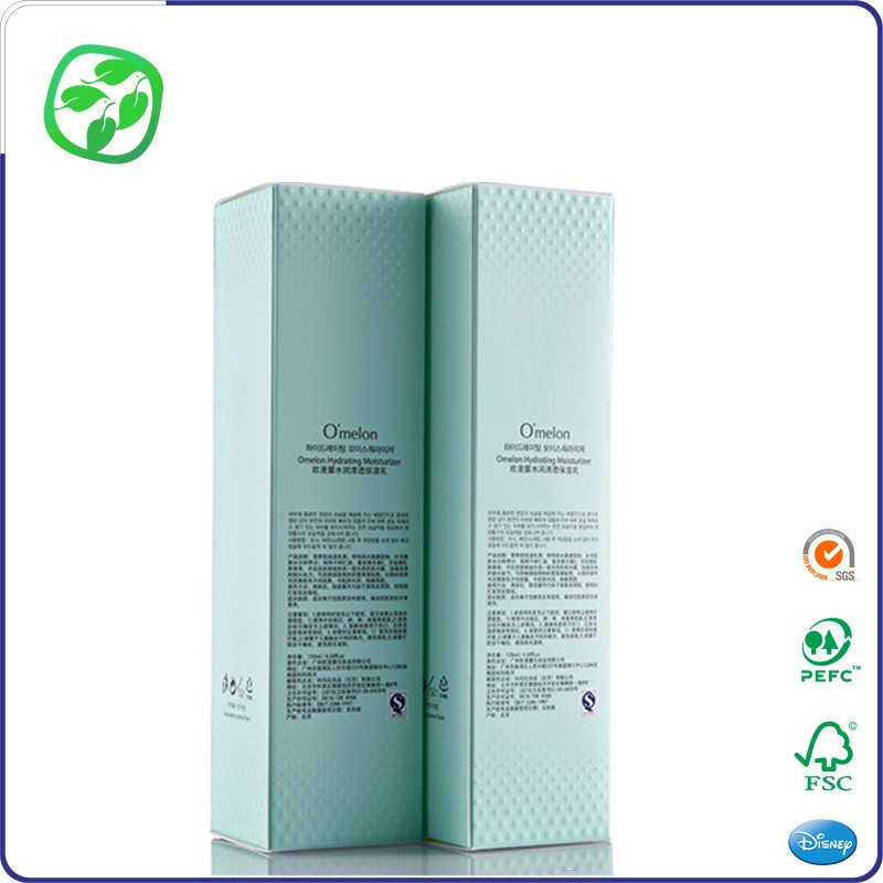 Wholesale high quality Customised folding packaging paper box