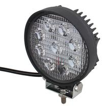 IP67 4Inch 27W Round Work driving Lamp for Offroad Car Truck SUV Jeep 4x4WD