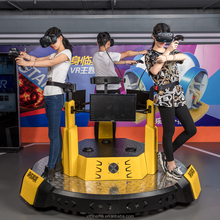 Fighting Together/ VR Theme park machine SLQJ/9D 9D VR cinema game machine