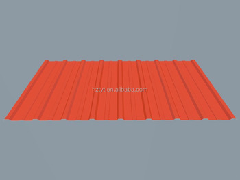 PPGI corrugated steel sheet for ceiling