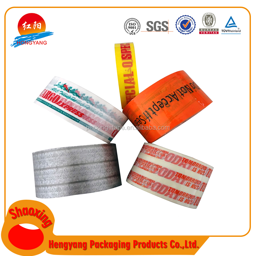 Top Selling Solvent Based Acrylic Bopp Tape Strong Sticky Adhesive Adhesive Tape