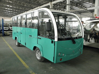 china,small bus,passenger trasportation,14 seats eelctric shuttle bus