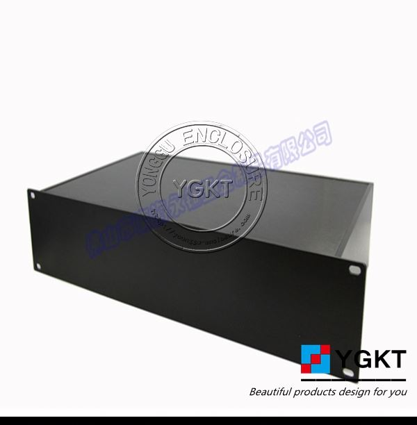 outdoor telecommunication cabinet aluminum extrusion enclosure box/shell/case