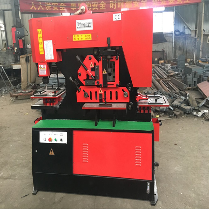 High speed good quality Q35Y 20 Hydraulic iron worker machine for sale