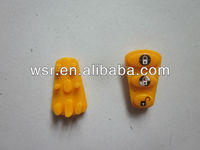 PU coating printing rubber keypad/button