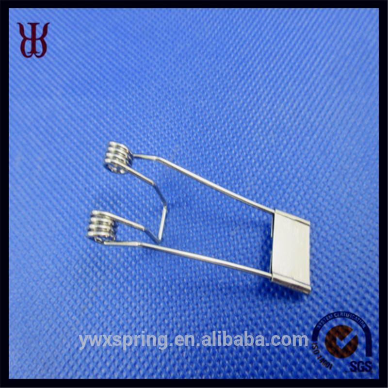 small torsion spring hinge for electronics