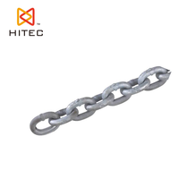 Galvanized Grade 43 High Test Chain with Short Link