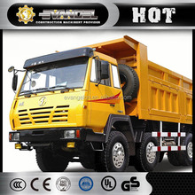 Low fuel consumption of 10 ton SINO Dump truck