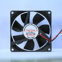 large airflow outdoor waterproof cooling fan computer price 12v dc