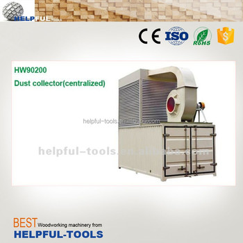 Helpful brand Industrial Centralized dust collecor HW90200