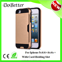 Latest Cheap Factory Prices Hot New Retail Product Shock Proof Phone Case for Iphone 6s