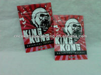 KING KONG spice potpourri bag/spice packaging bags