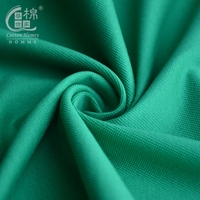 Top Quality Double Mercerized Clothing Fabric Warp Knitted 60S Cotton Pique Fabric
