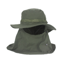 The Army bucket hat decorated printed band outdoor products