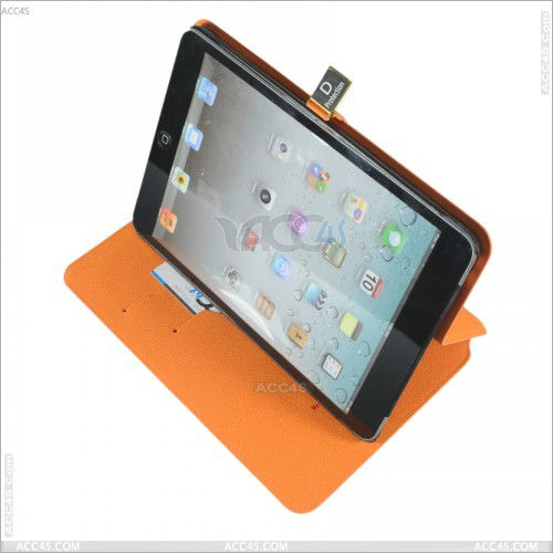 Fashion 7 inch tablet animal shape leather case for ipad mini digitizer P-iPDMINICASE106