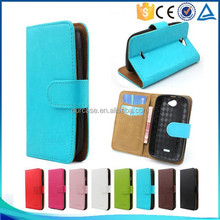 Book Style Cell Phone Case for lenovo A328,Flip PU Case for lenovo A328