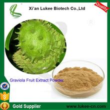 Soursop leaves fruit extract anti tumour graviola extract soursop powder
