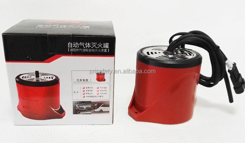 Portable Fire Suppression Equipment : Portable aerosol fire extinguisher suppression