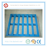 2015 High Quality Steel Double Stacking Pallets