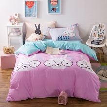 Hottest hot sale micro fleece bedding set standard size