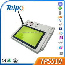 Telepower TPS510 Tablet Payment Terminal Advanced Payment Terminal Android Point of Sale System