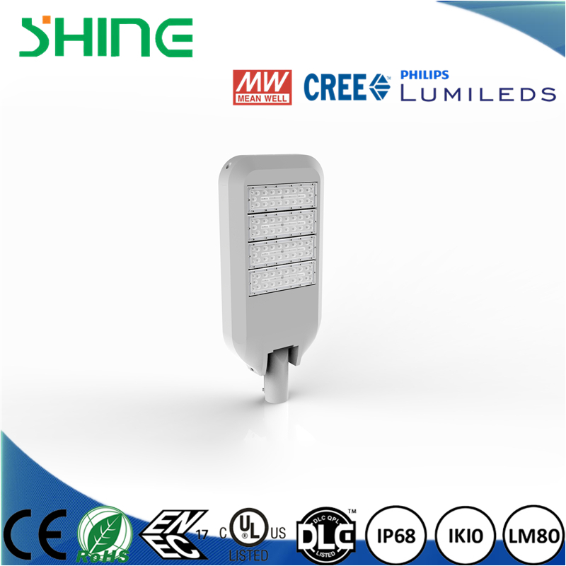 High illumination 200w led module street lighting lamps designers modern