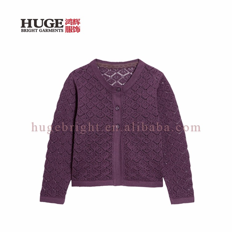 Casual Wearing Latest Design Children Winter Sweaters