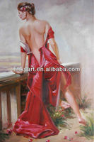 china supplier pino oil painting reproductions of nude women