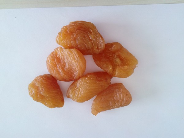 Peach slice with sugar, import China dry fruits
