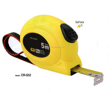 16' Foot PRO Self Marking Tape Measure - 1st Measuring Tape with a Built in Pencil - Contractor Grade Steel Tape