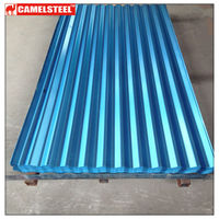 color stone coated metal corrugated roofing sheet