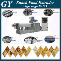 Multi Functional Snack Food Extruder