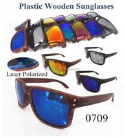 Buy Plastic wood sunglasses bamboo sunglasses wooden sunglasses ...