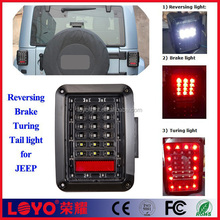car accessories offroad jeep taillight,led Rear Signal Reverse Lamps for jeep wrangler