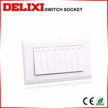 Good Quality New Design electrical led wall switch us standard