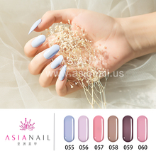 Asianail manufacturer supply uv gel polish and gel color nail hot gel polish uv