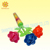 Flower Shape Bell Toy Candy