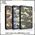 Latest camouflage style design fashion for ipad military leather case