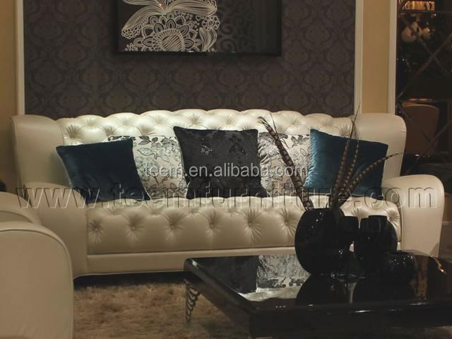 Divany Furniture living room furniture LS-117B SOFA design futura leather furniture company
