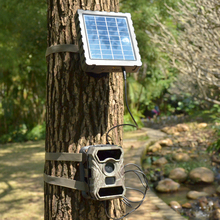 solar panel power solar charger for hunting camera