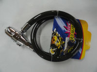 100cm high security steel Cable Lock for motorcycle