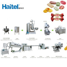 HTL-TB1/B2 Automatic Center Filling Soft Candy Making Machine Production Line