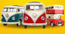 1:24 vw bus toy