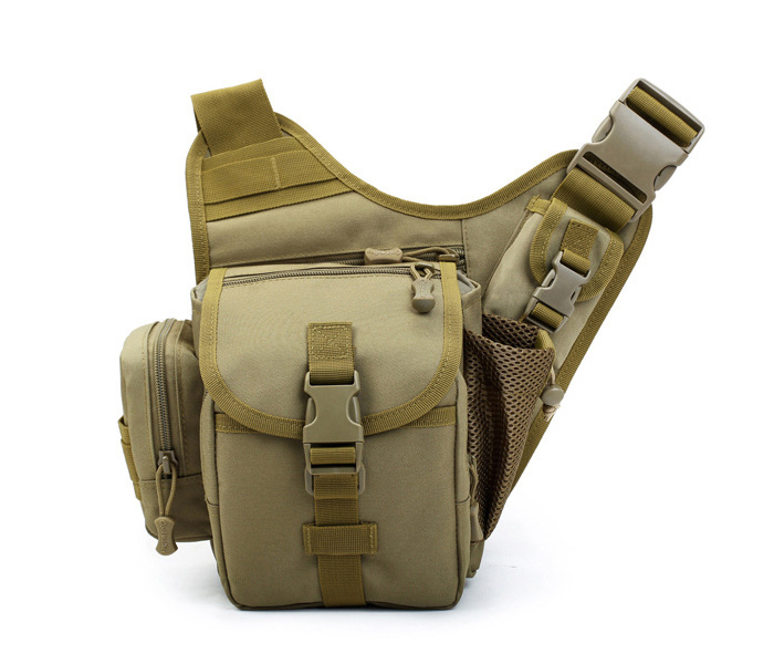 Multifunctional Single Shoulder Crossbody Bag Tactical Messenger Bag