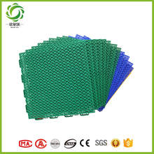 Xinerwo Durable pp interlocking sports flooring outdoor for basketball court