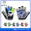 motorcycle Breathable racing riding Cycling Bicycle Half Finger gloves L