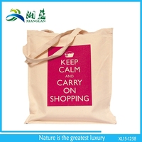 china manufacturer oem cotton tote bag, blank canvas wholesale tote bags, custom printed reusable bags