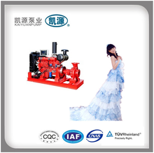 XBC Air Cooled and Water Cooled Diesel Engine Sprinkler Fire Fighting Pump