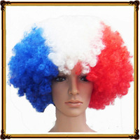 Festival dance party whimsy performance with fluffy specials fans bubbles wig